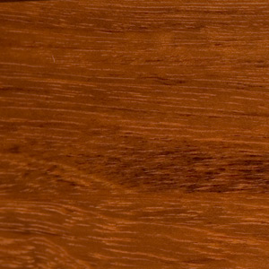 Image showing texture of Bubinga wood used to construct McGrath Woodworks taxidermy pedestals, mounts, and other products